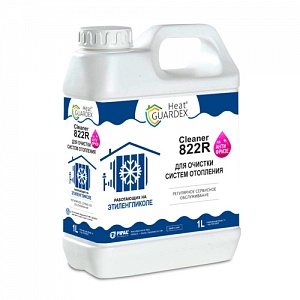 Реагент для промывки HeatGUARDEX Cleaner 822R