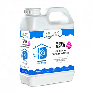 Реагент для промывки HeatGUARDEX Cleaner 826R